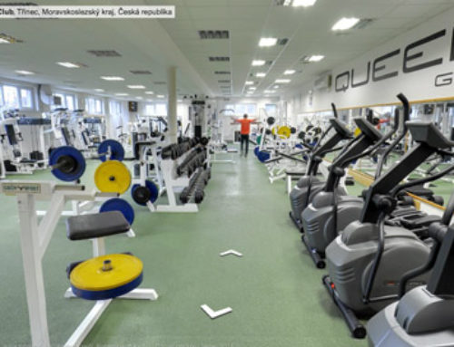 Queen Club – fitness, bowling, bar a kulečník
